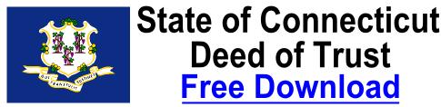 Deed of Trust Connecticut