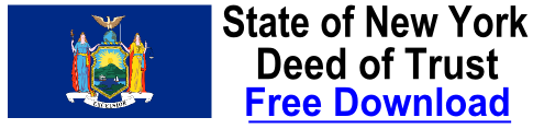 Free Deed of Trust New York