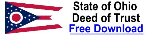 Deed of Trust Ohio