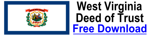 Free Deed of Trust West Virginia